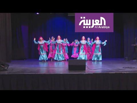 العرب اليوم - شاهد: مهرجان التراث الشعبي العربي في السويد