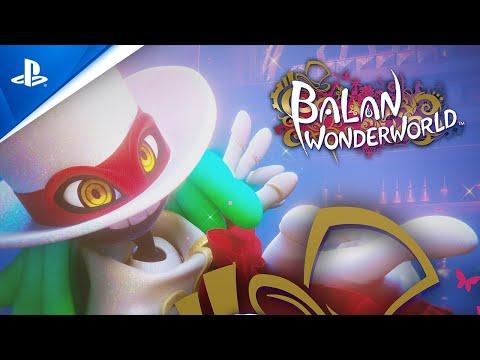 PlayStation 5 mäng Balan Wonderworld hind ja info   Arvutimängud, konsoolimängud   kaup24.ee