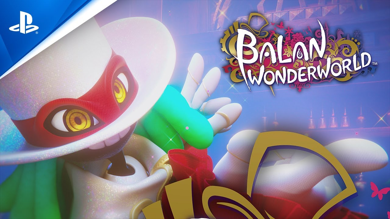 Yuji Naka invites you into the wonderous world of Balan Wonderworld