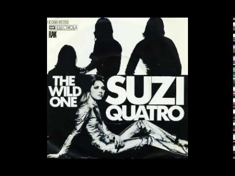 Suzi Quatro - The Wild One - 1974