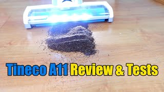 Tineco A11 Master+ Review (Does This Stick Vacuum Clean Better Than A Dyson V8?)
