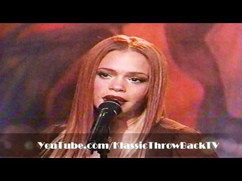 """Faith Evans - """"I Love You"""" Live (2002)"""