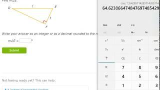 Geometry - Trigonometry Method 4  (R.9)