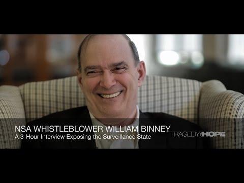 "One Year Ago — NSA Whistleblower William Binney : ""The Future of FREEDOM"""
