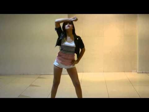 Vitória (14 anos) - Dançando e arrasando o Show das Poderosas