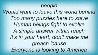 Krokus - Looking To America Lyrics