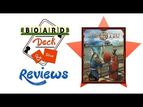 Board, Deck & Dice Review #49 - Sun Tzu