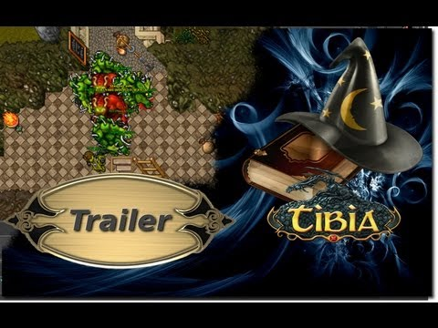 Tibia PACC Premium Time Cipsoft GLOBAL 30 Days Code - video trailer