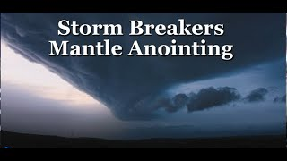 """Ps. Pax Cordova """"Storm Breakers Mantle Anointing"""""""