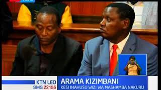Mbunge Samuel Arama abaki korokoroni baada ya kunyimwa dhamana