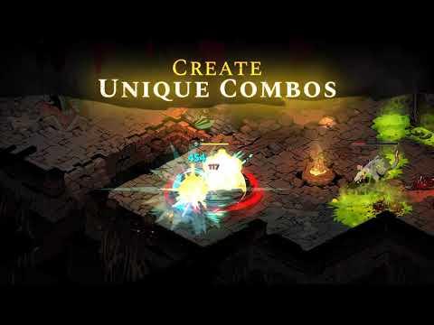 Видео № 0 из игры Hades - Коллекционное Издание [NSwitch]