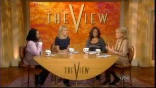 The Gloves Come OFF - on The View -  Hasselbeck goes dirty! Smearstyle!