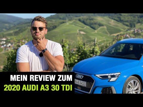 "2020 Audi A3 Sportback 30 TDI ""S Line"" (116 PS) Bin ich arm!? Fahrbericht | Full Review | Test | POV"