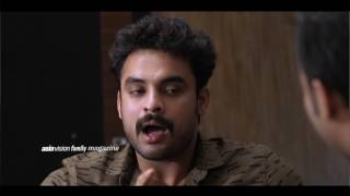 When two of my wonderful friends came together for an interviews : shaneem Tovino Thomas