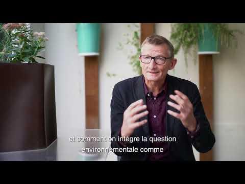 Transition écologique des territoires - Entretien avec Jean-François CARON