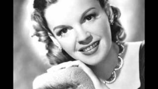 Judy Garland...I Want To Go Back To Michigan (radio)