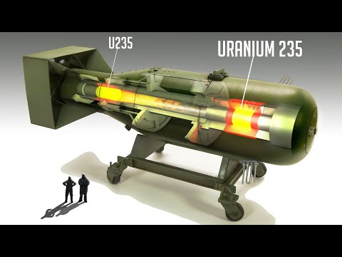 How Atomic and Hydrogen Bombs Work In 10 Minutes