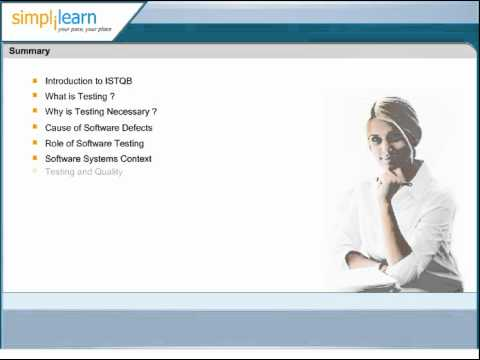 What is ISTQB? | Software Testing Certification Training - YouTube