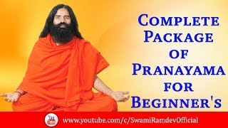 Complete Package of Pranayama for Beginners - Download this Video in MP3, M4A, WEBM, MP4, 3GP