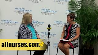 View the video Marian Altman discusses innovation and how nurses can be change agents