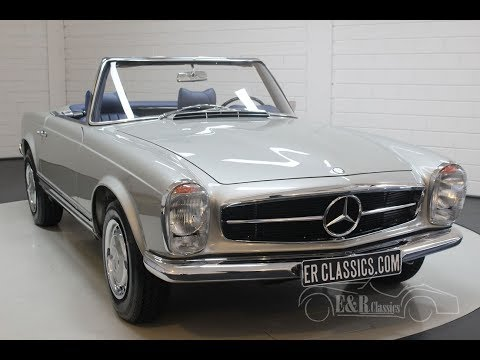 Video of 1969 280SL - $190,500.00 Offered by E & R Classics - Q9A0