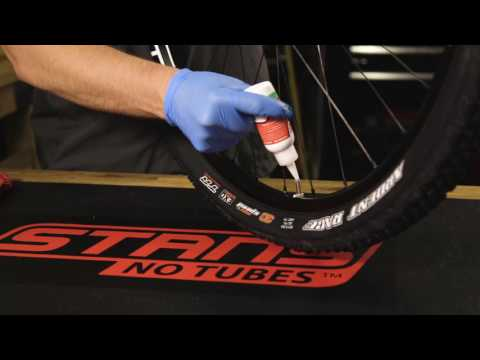 Sealant Refresh - Stan's NoTubes