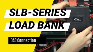 Eagle Eye SLB-Series Load Bank - DAC Connection