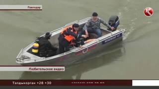 В Павлодаре ищут тело спрыгнувшей с моста девушки