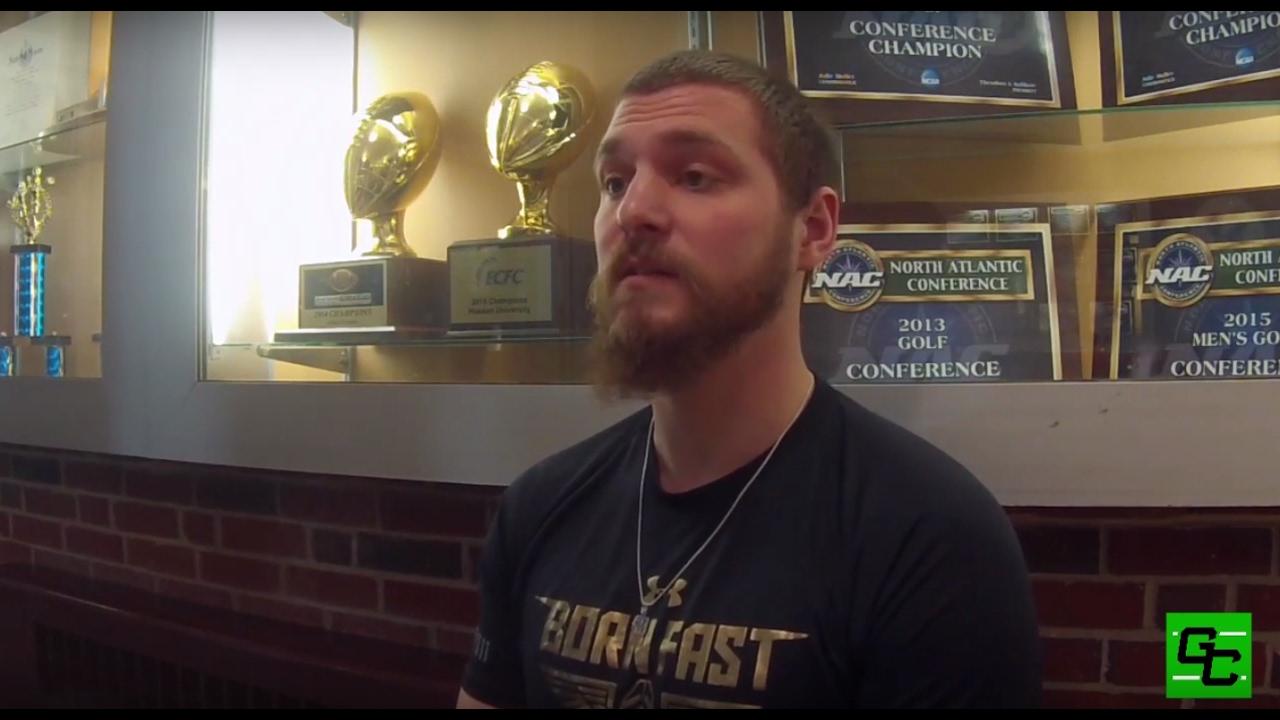 Rick Orio NFL Draft 2017 Interview
