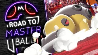 CAN FISSURE HIPPOWDON HIT?! Pokemon Sword and Shield Ranked Wi-Fi Battle!