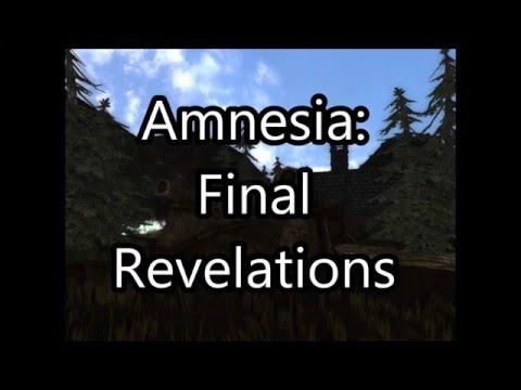 Amnesia: Final Revelations