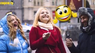 Как Сделать Человека Счастливым за  1 Минуту |  Социальный Эксперимент| СоциУМ TV