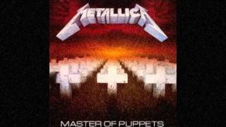 Metallica - Master Of Puppets (Without Drums)