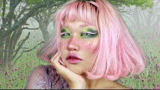 GARDEN FAIRY | Makeup Tutorial