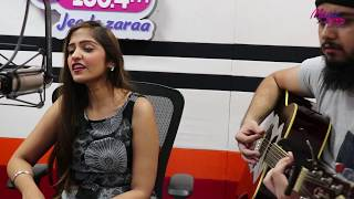 Asees Kaur With RJ KARAM | TERE BIN Acoustic Version