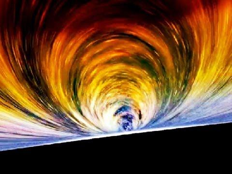 Cesta do černé díry