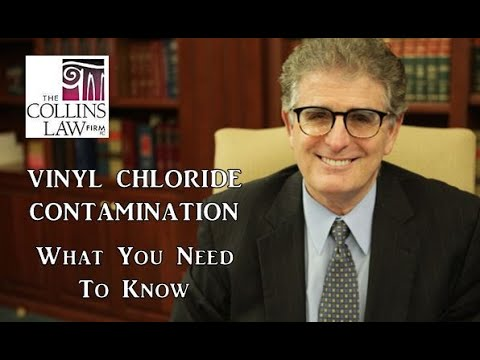 video thumbnail - What You Need to Know About Vinyl Chloride Contamination