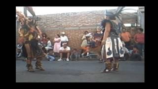 preview picture of video 'CANGREJO DANZA AZTECA'