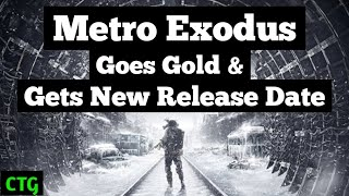 Metro Exodus Receives New Release Date  (It's Good News)