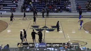 2019 6A Boys Semi-Final - Bentonville vs. Bryant - 3/2/19