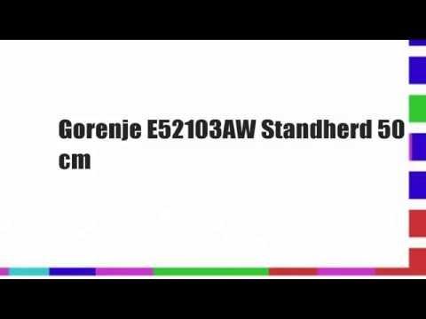 DIE BESTEN Gorenje E52103AW Standherd 50 cm