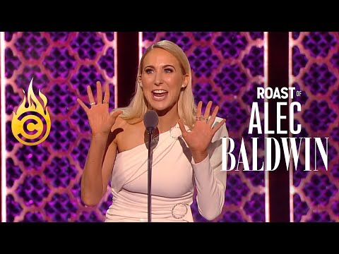 Nikki Glaser Slams Alec Baldwin's Family Life (Full Set) - Roast of Alec Baldwin