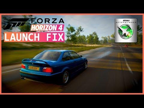 Forza Horizon 4 Crashes On Loading Screen