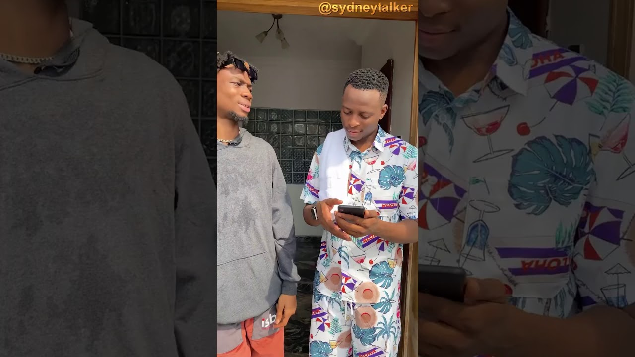 Download Comedy:- Sydneytalker – This Is Twitter Nigeria