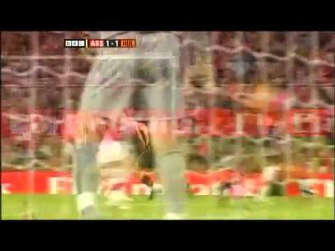 Geovanni v Arsenal