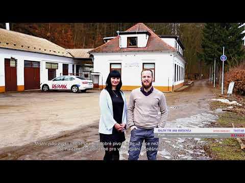Video Prodej restaurace 605 m², Písek