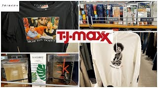 TJ MAXX BEST GRAPHIC TEES EVER * SHOP WITH ME - 2019