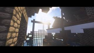 The Gate - Lake-Town in Minecraft - Update 06 (The Middle-Earth Project)