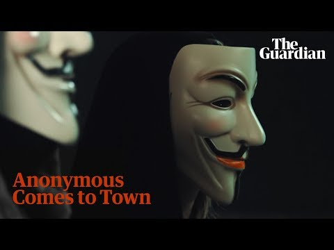 The Guardian:  Anonymous Comes to Town: The hackers who took on high school sexual assault in Ohio