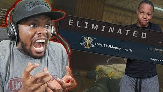 I BEGGED MY BROTHER TO BABYSIT ME! My First Duos Match - COD Blackout Duos Gameplay